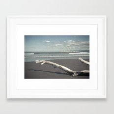 Poverty Bay Framed Art Print