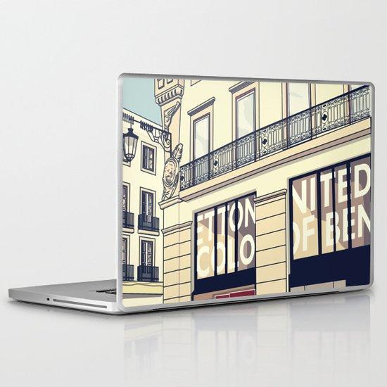 Chiado #2 Laptop & iPad Skin