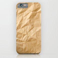 Paper Trash Slim Case iPhone 6s