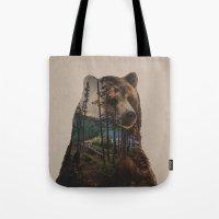 Bear Lake Tote Bag