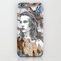 iPhone & iPod Case featuring Feral by Jessica Feral