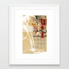 MINNESOTA BOPPER Framed Art Print