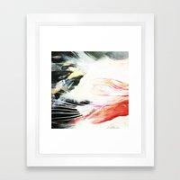 Lightrunner Framed Art Print
