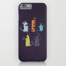 Secretly Vegetarian Mons… iPhone 6 Slim Case