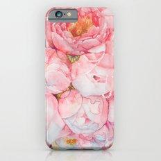 Tender bouquet iPhone 6 Slim Case