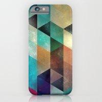 iPhone & iPod Case featuring syy pyy syy by Spires