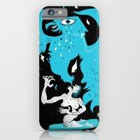 Rebirth (Blue) iPhone 6 Slim Case