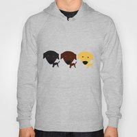 Labrador Retriever Dog Hoody