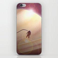 Sunrise From Saturn iPhone & iPod Skin