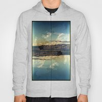 Landscapes c13 (35mm Double Exposure)  Hoody