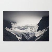 concave Canvas Print