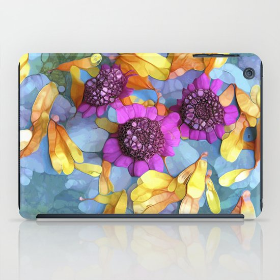 Happy Days Are Here Again iPad Case