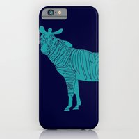 iPhone & iPod Case featuring Zebra by Lindsay Tebeck