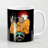 STARFOX - The Lylat Space Program Mug