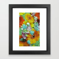 The Joys Of Summer Framed Art Print
