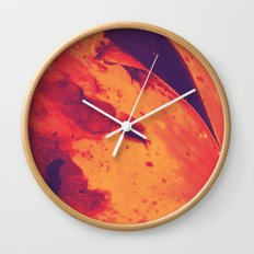 Nymphaea Wall Clock