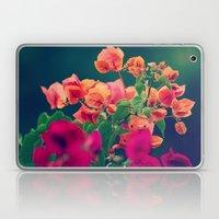Corazón de las flores  Laptop & iPad Skin