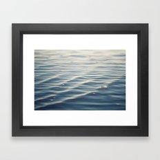 Still Waters Framed Art Print