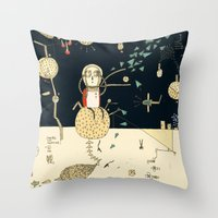 """""""You Will Not Do Incre… Throw Pillow"""