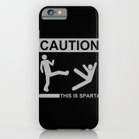 This Is Sparta - 300 iPhone 6 Slim Case