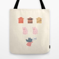 Three Second Fairytale Tote Bag