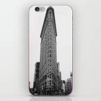 Flatiron Pop iPhone & iPod Skin