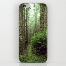 Green Scene. iPhone & iPod Skin