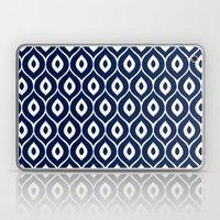 Leela Navy Laptop & iPad Skin