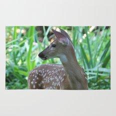 Deer Fawn Rug