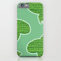 iPhone & iPod Case featuring Wooly Sheep - 2 by Loesj