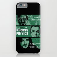 Knowledge Rules iPhone 6 Slim Case