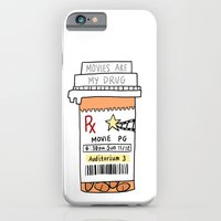 Movies are my drug iPhone 6 Slim Case