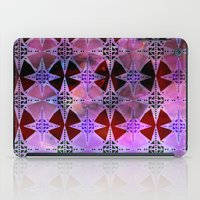 Bohemian Night Sky -Purple iPad Case