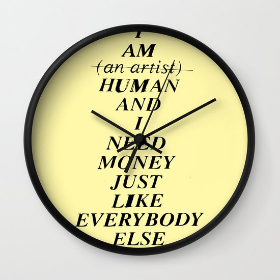 SICK. Wall Clock
