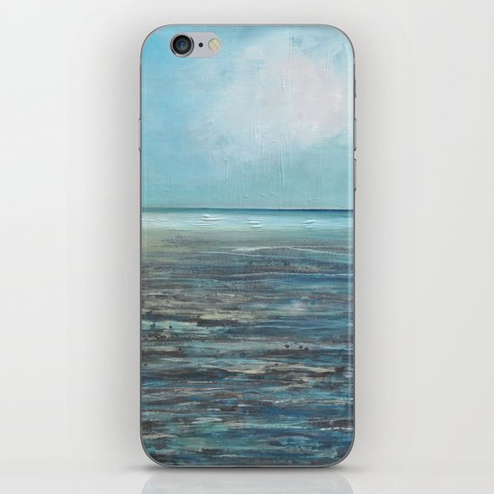 tides iPhone & iPod Skin