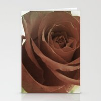 Roses for Scarlet Stationery Cards