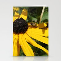Yellow Flower #1 Stationery Cards