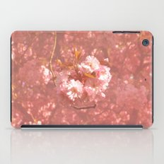 Pink Amongst The Trees iPad Case
