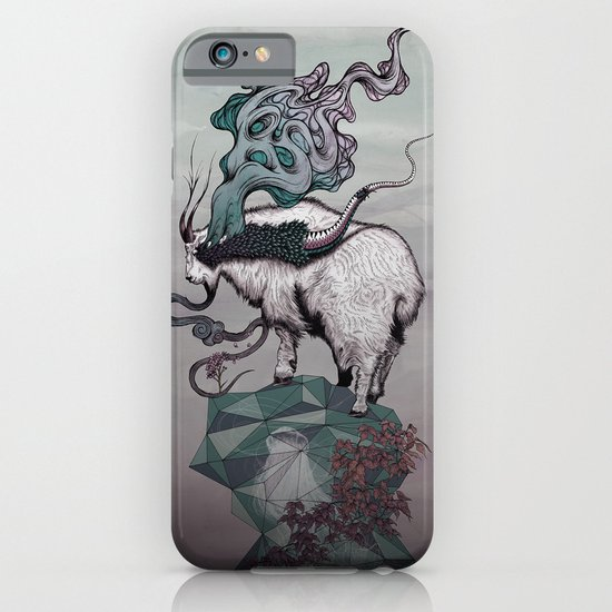 Seeking New Heights iPhone & iPod Case