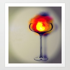MixMotion: Hot Drinks Art Print