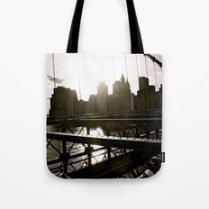 WHITEOUT : Take Me There Tote Bag