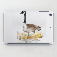 Bernache du Canada (Canada Goose) iPad Case