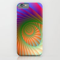 Spiral Shell iPhone 6 Slim Case