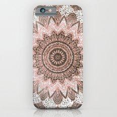 BOHOCHIC MANDALA IN CORAL Slim Case iPhone 6s