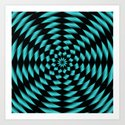 Tessellation 1 Art Print