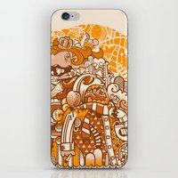 Ginger Monsterous iPhone & iPod Skin