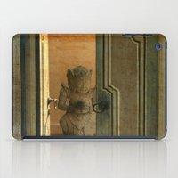 Leave the door opened iPad Case