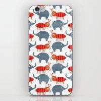 Safari Jack iPhone & iPod Skin