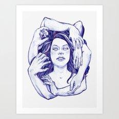 Disillusionment Art Print