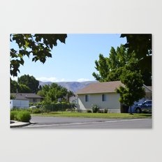 Payson, Utah Canvas Print